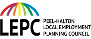 Peel-Halton Local Employment Planning Council Logo